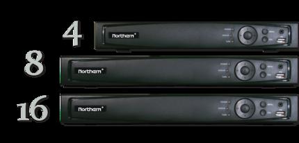 CCTV, Northern NVR's & IP Cameras